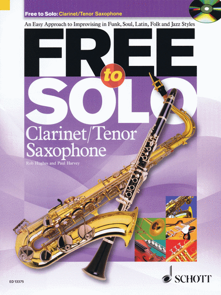 Free to Solo Clarinet or Tenor Sax
