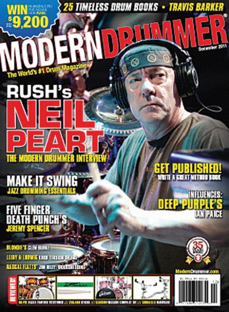 Modern Drummer Magazine - December 2011