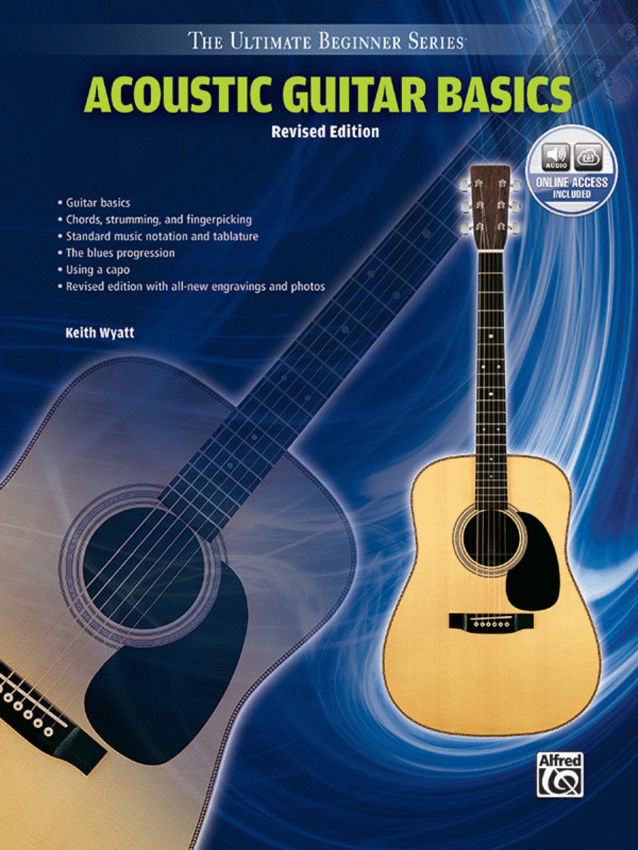 Ultimate Beginner Acoustic Guitar Basics