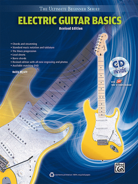 Ultimate Beginner Electric Guitar Basics