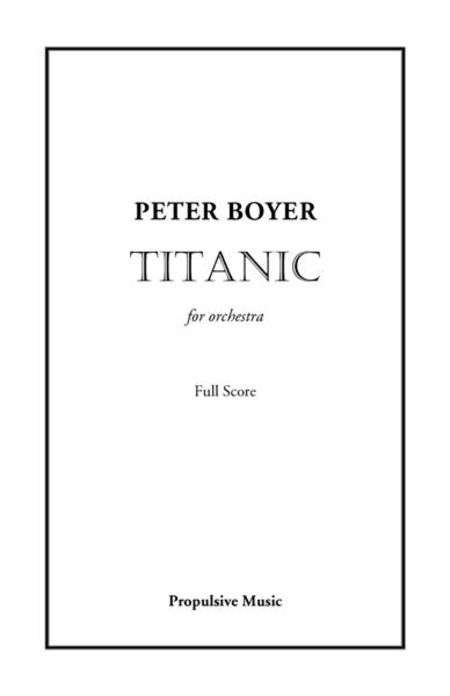 Titanic (score)