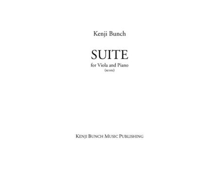 Suite (score and part)
