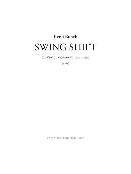 Swing Shift (score and parts)