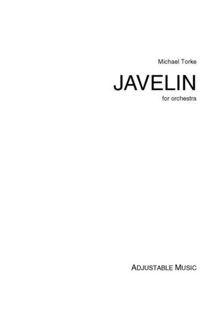 Javelin (score)
