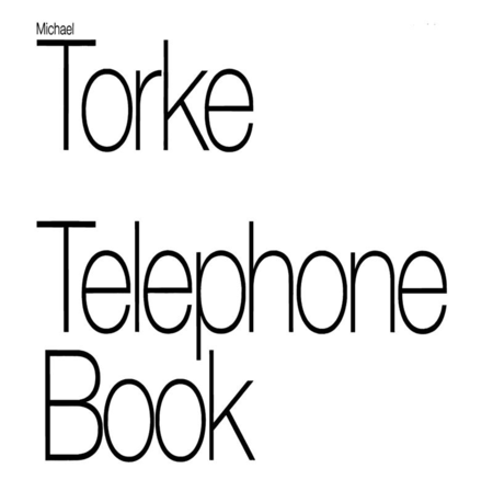 Telephone Book (study score)