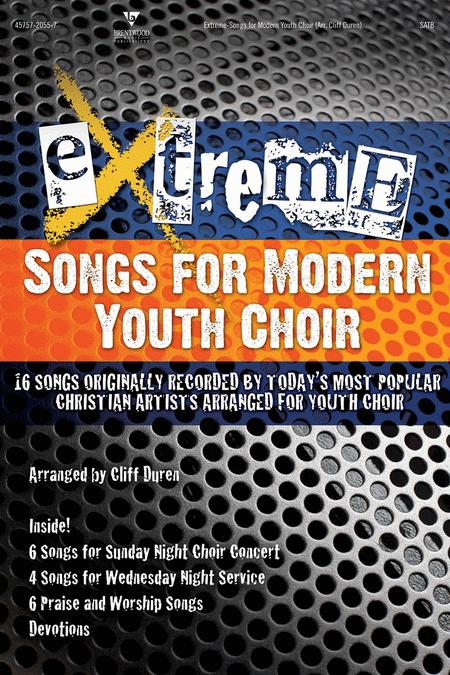 Extreme - Songs For Modern Youth Choir (Split Track Accompaniment CD)