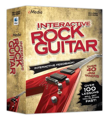 Interactive Rock Guitar