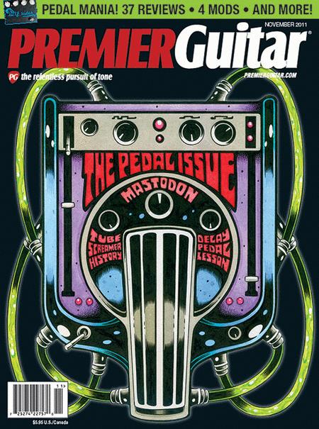 Premier Guitar Magazine - November 2011