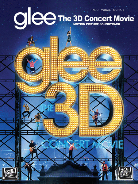 Glee - The 3D Concert Movie Motion Picture Soundtrack
