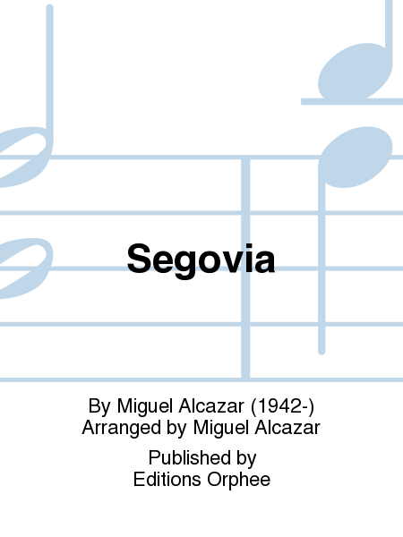 The Segovia - Ponce Letters