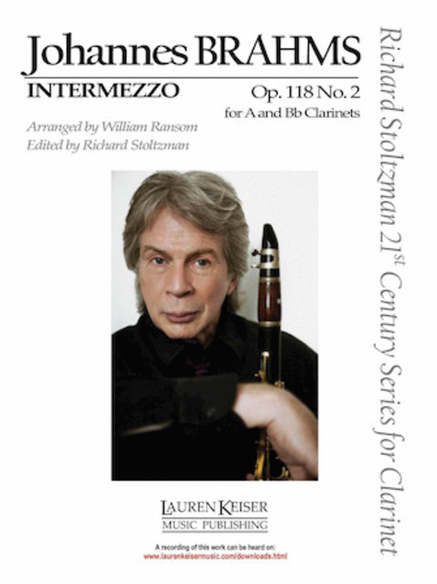 Intermezzo, Op. 118, No. 2