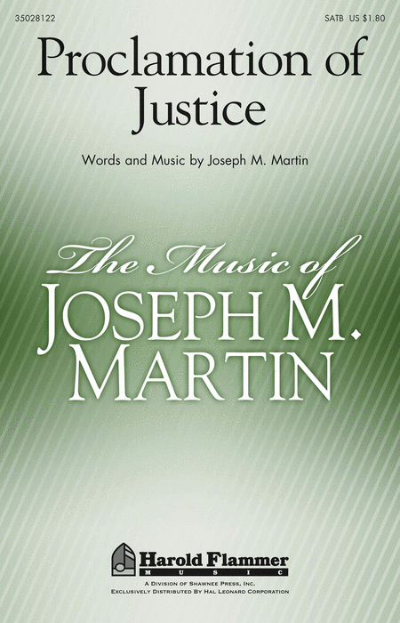 Proclamation of Justice
