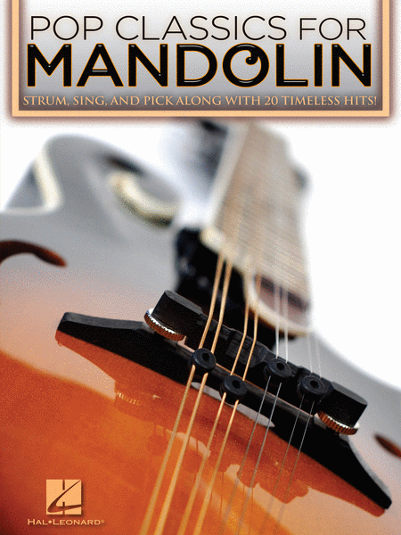 Pop Classics for Mandolin