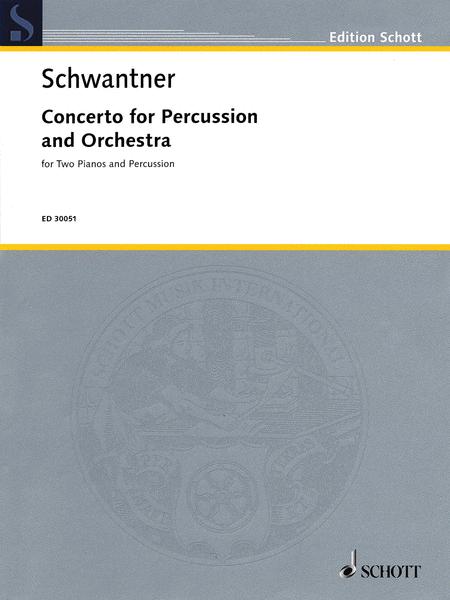 Percussion Concerto No. 1