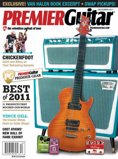 Premier Gutiar Magazine - December 2011