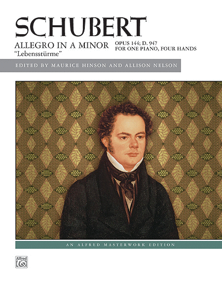 Schubert -- Allegro in A Minor, Op. 144 (