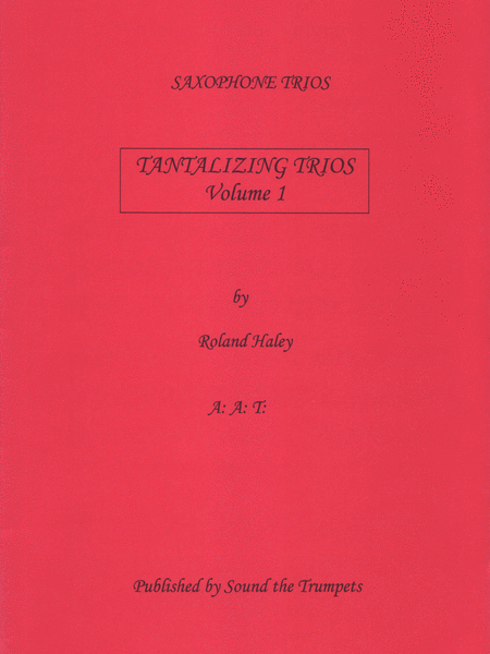 Tantalizing Trios Vol.1