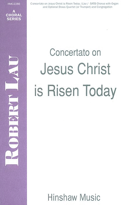 Concertato On Jesus Christ Is Risen Today