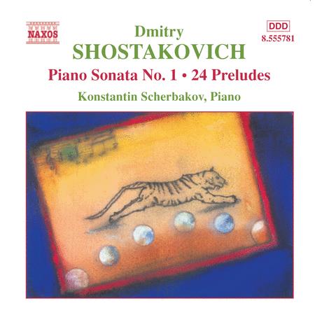 Piano Sonata No. 1 / 24 Preludes