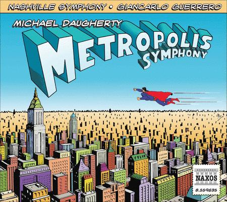 Metropolis Symphony Deux Ex