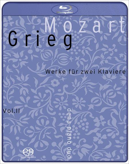 Volume 2: Werke Fur Zwei Klaviere