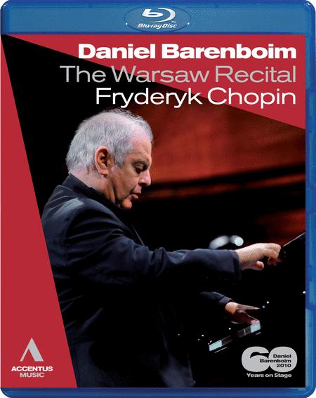 Warsaw Recital (Blu-Ray) Daniel