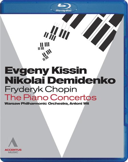 Piano Concertos (Blu-Ray) Warsa