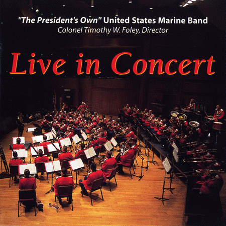 Live in Concert United States