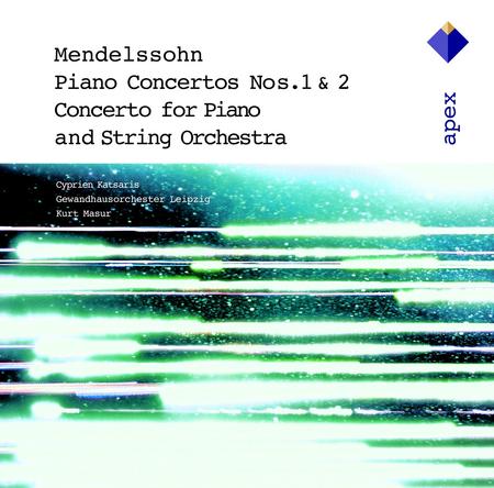 Piano Concertos Nos 1 2 & Pia
