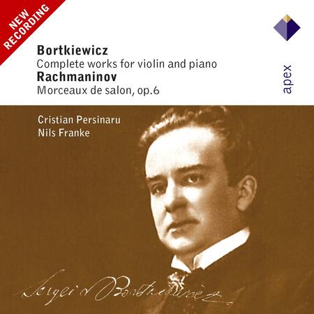 Violin Works; Morceaux De Salo