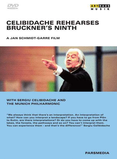 Celibidache Rehearses Bruckner