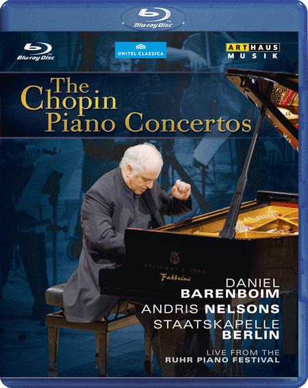 Piano Concertos (Blu-Ray)