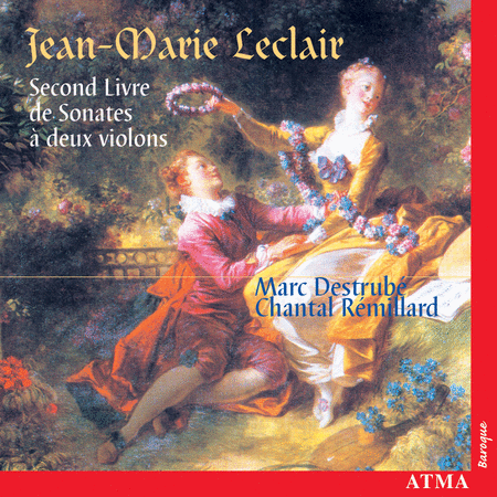 Leclair: Second Book of Sonata