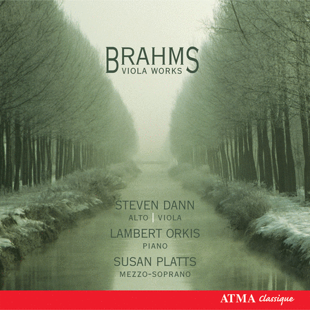 Brahms: Viola Sonatas; Two Son