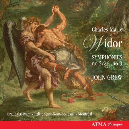 Widor: Organ Symphonies Nos. 1