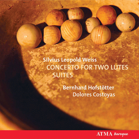 Weiss: Concerto for Two Lutes