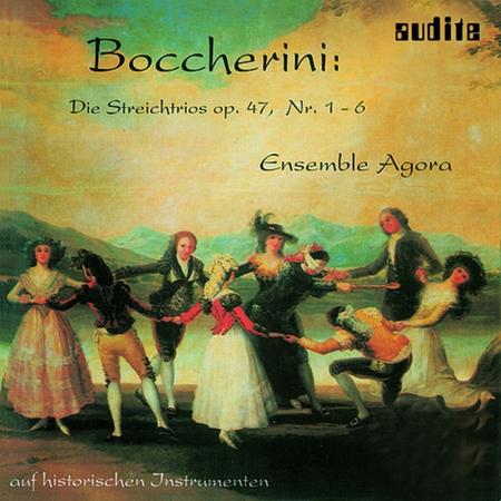 String Trios Op. 47 Nos. 1-6