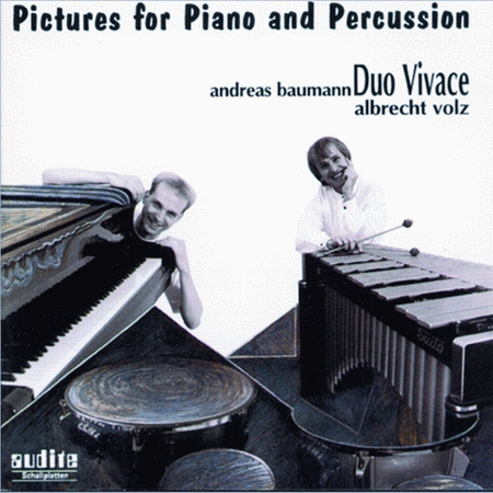 Pictures for Piano & Percussion