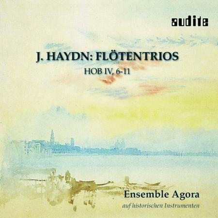 Flute Trios Hob Iv Nos. 6-11