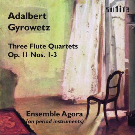 Flute Quartets Op. 11 Nos. 1