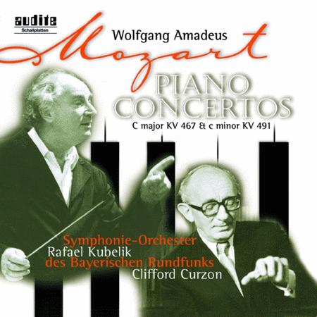 Piano Concertos No. 21 & No. 2