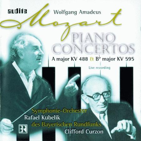Piano Concertos No. 23 & No. 2