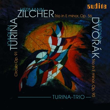 Piano Trios By Turina Zilcher