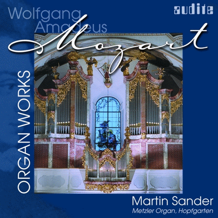 Organ Works: Mozart
