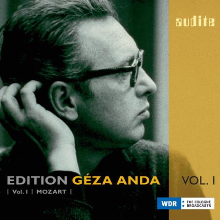 Volume 1: Edition Geza Anda Moza