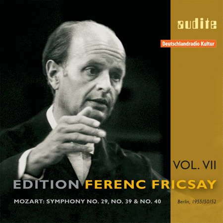 Volume 7: Edition Ferenc Fricsay