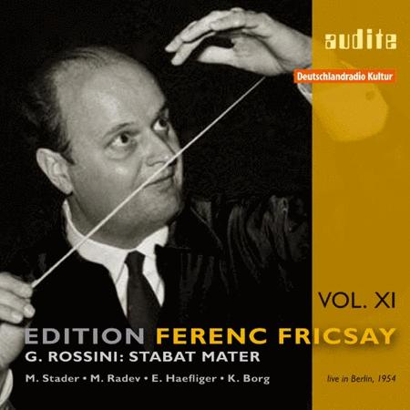 Volume 11: Edition Ferenc Fricsay