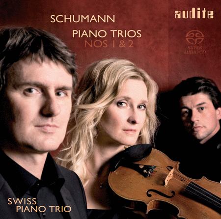 Piano Trios Nos. 1 & 2 (Op. 63