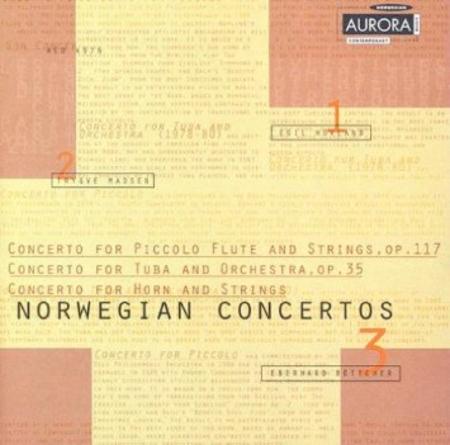 Norwegian Concertos (Concerto