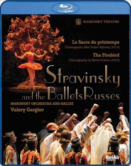 Stravinsky & Ballets (Blu-Ray)